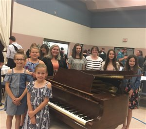 Vocal Expressions Plus Performers - Summer Serenade 2018